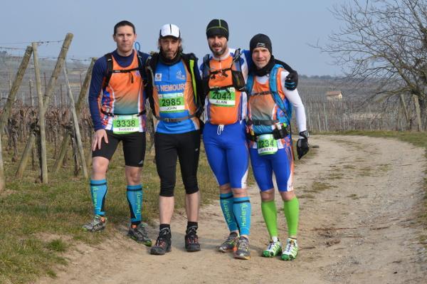 Trail du petit ballon d'Alsace 2015, 27km
