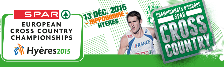 Championnat d'Europe SPAR Cross Country : CARVALHO Florian