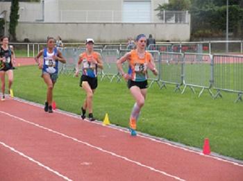Le 3 000m féminin