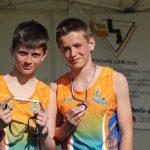Championnats de triathlon Benjamins minimes