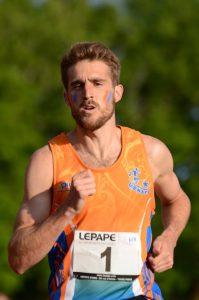 Une belle médaille d'argent pour Florian et une place de finaliste pour Mathlide. France Elite Marseille