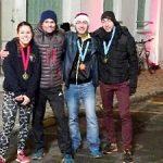 4ème Edition de la course de Noël à Samois sur Seine samedi 16 décembre 2017