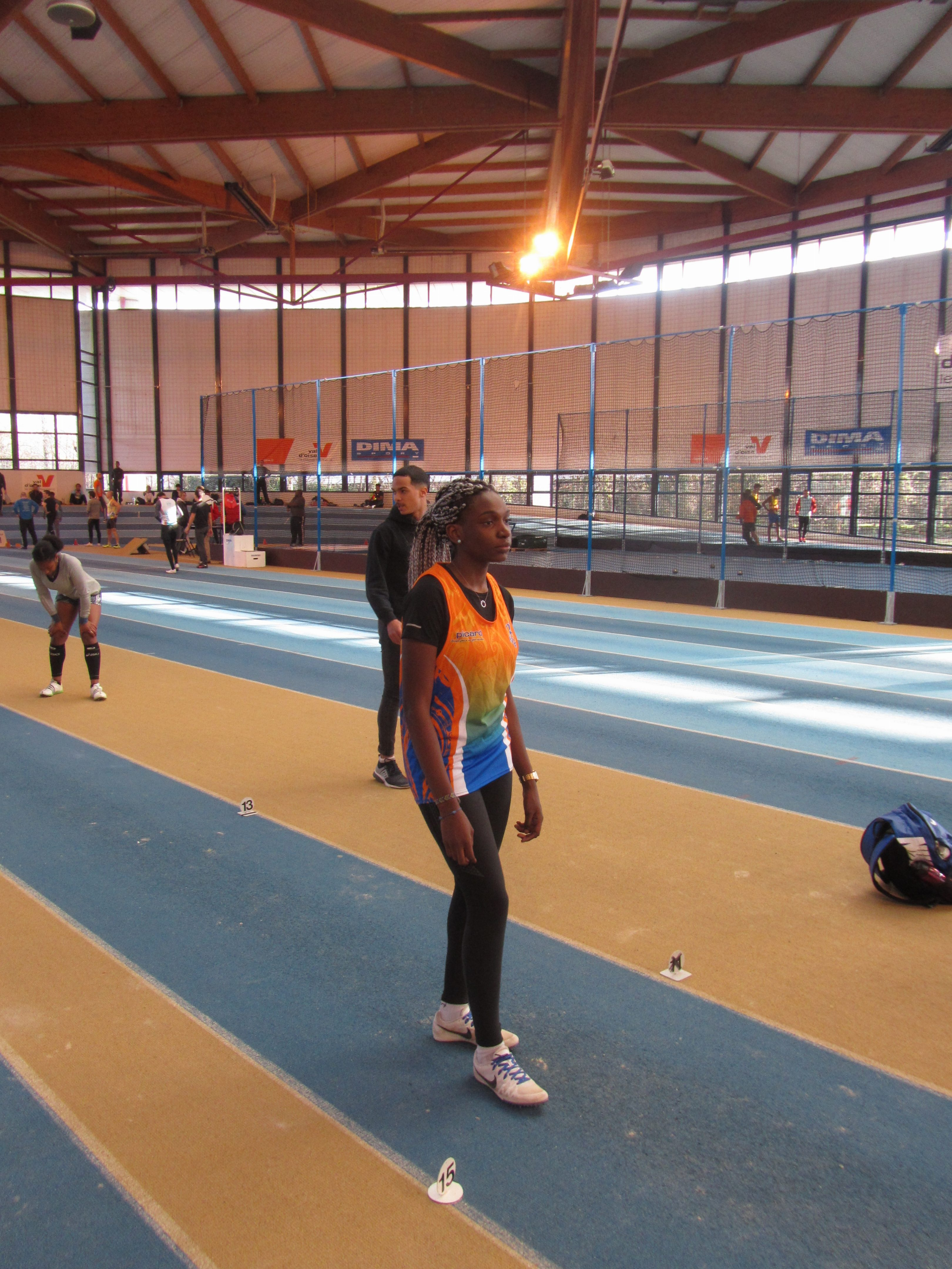 Résultats championnat de Seine et Marne en salle