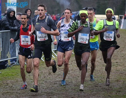Cross Ouest France au Mans