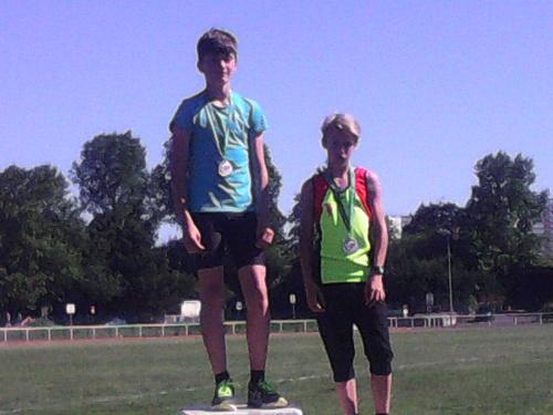 Championnats de Seine et Marne de triathlon Benjamin minimes