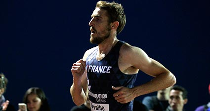 Coupe d'Europe de 10000m Carvalho en forme