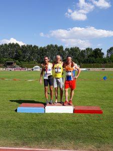Championnats de France de marche et épreuves combinées Masters