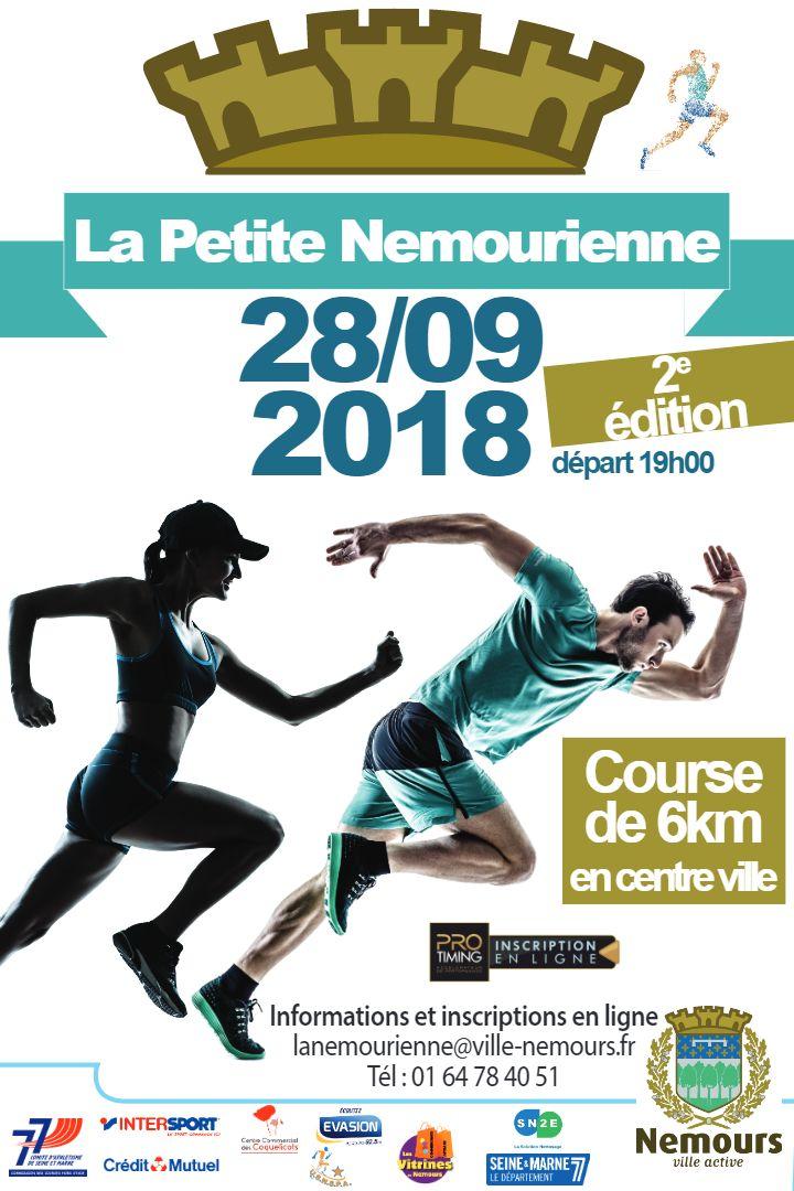 La nemourienne - Septembre 2018